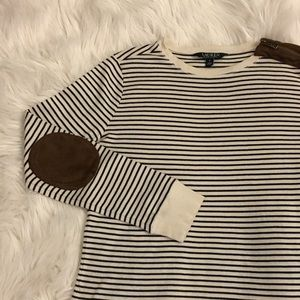 Pre-loved   RL striped top